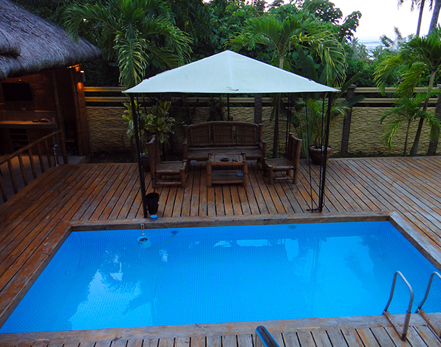 Blue Waters Samal Room Pictures